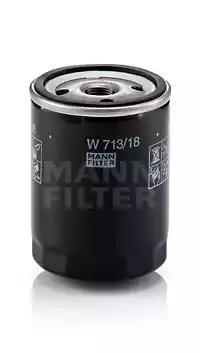 W 713/18 - Oil filter