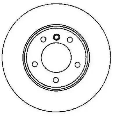 561524J - Brake Disc