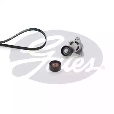 K017PK1835 - V-Ribbed Belt Set