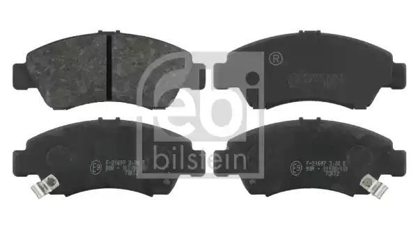 16303 - Brake Pad Set, disc brake