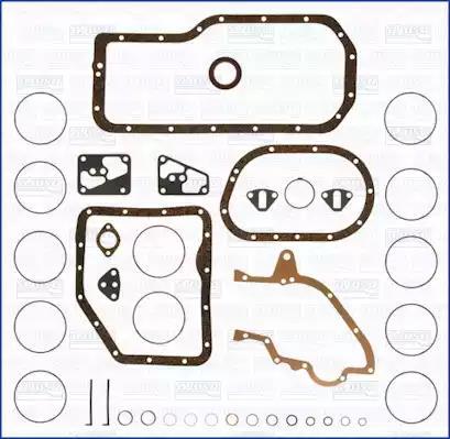 54021100 - Gasket Set, crank case
