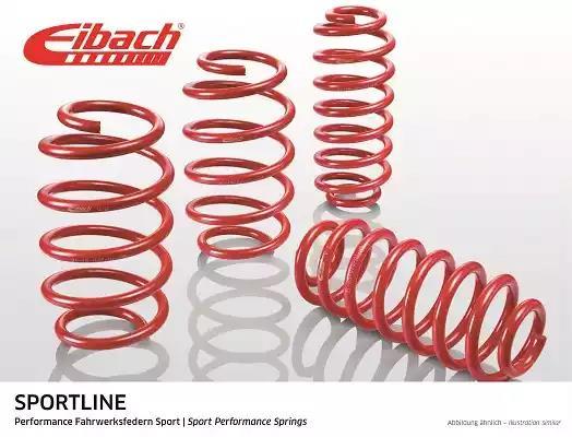 E20-85-004-02-22 - Suspension Kit, coil springs