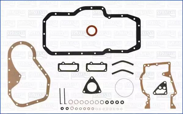 54050500 - Gasket Set, crank case