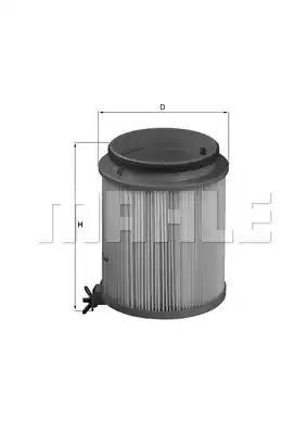 LA 48 - Filter, salongiõhk