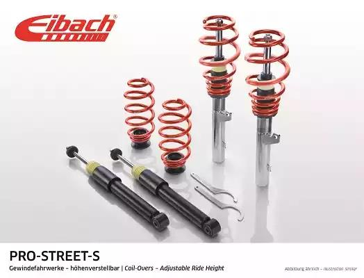 PSS65-85-001-03-22 - Suspension Kit, coil springs / shock absorbers