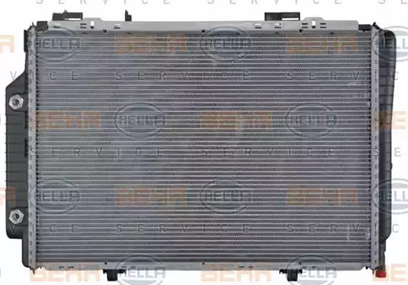 8MK 376 717-261 - Radiator, engine cooling
