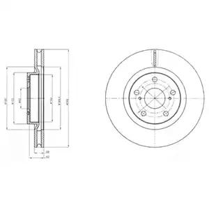 BG4192 - Brake Disc