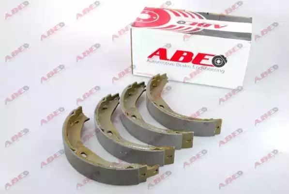 CRY001ABE - Brake Shoe Set, parking brake