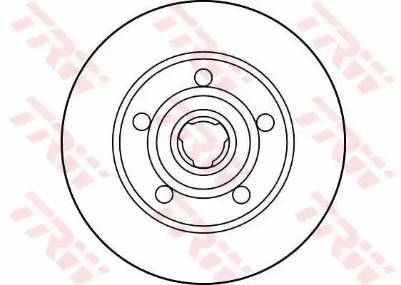 DF2771 - Brake Disc