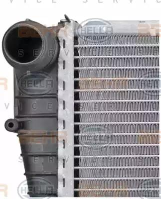 8MK 376 718-751 - Radiator, engine cooling