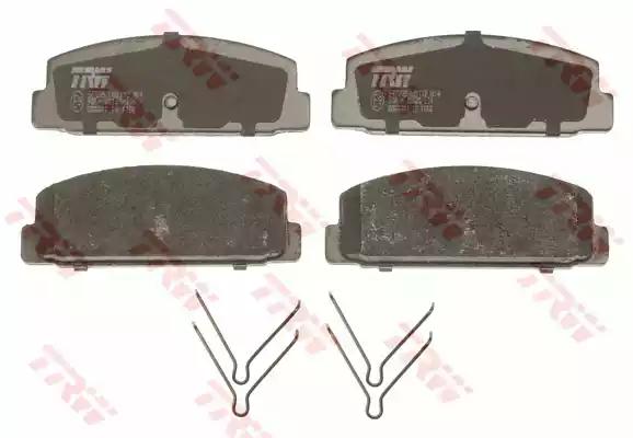GDB3311 - Brake Pad Set, disc brake