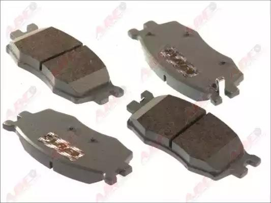 C10323ABE - Brake Pad Set, disc brake
