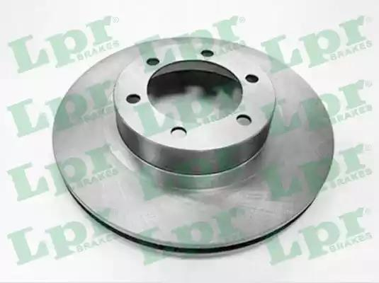 T2027V - Brake Disc
