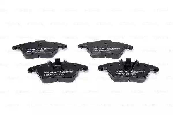 0 986 424 825 - Brake Pad Set, disc brake