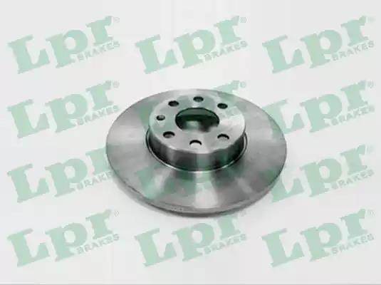 O1391P - Brake Disc