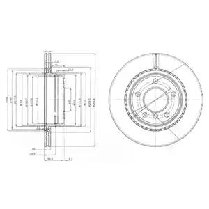 BG3901 - Brake Disc