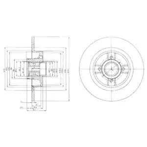 BG9029RS - Piduriketas