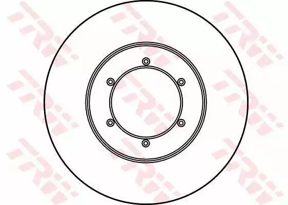 DF2674 - Brake Disc