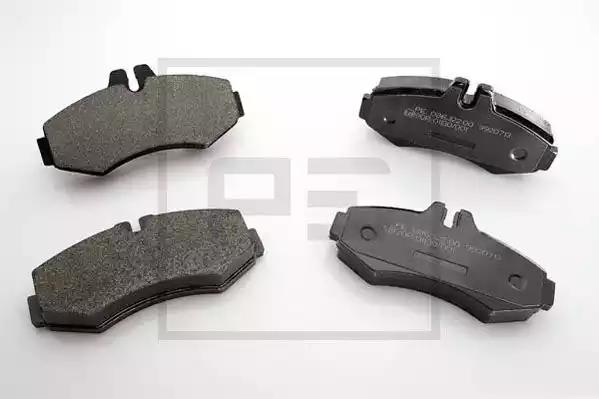 086.322-00 - Brake Pad Set, disc brake