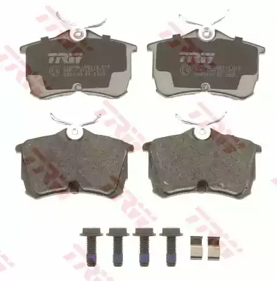 GDB3190 - Brake Pad Set, disc brake