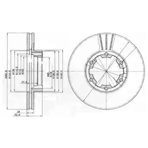 BG4140 - Brake Disc