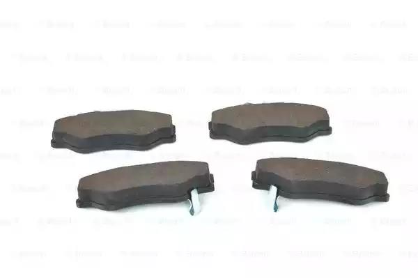 0 986 424 368 - Brake Pad Set, disc brake
