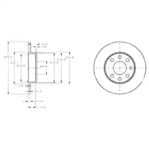 BG3567 - Brake Disc