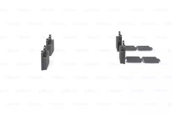 0 986 466 302 - Brake Pad Set, disc brake