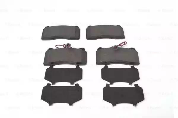 0 986 424 577 - Brake Pad Set, disc brake