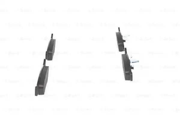 0 986 424 560 - Brake Pad Set, disc brake