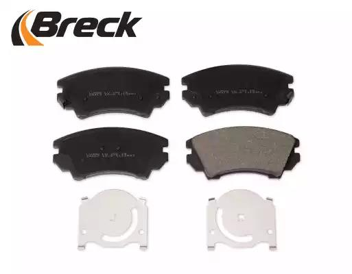 24412 00 701 10 - Brake Pad Set, disc brake