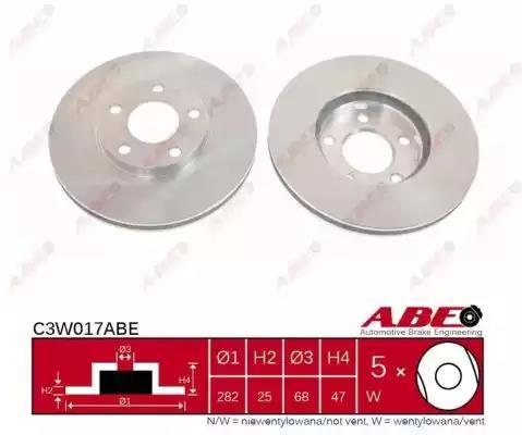 C3W017ABE - Piduriketas
