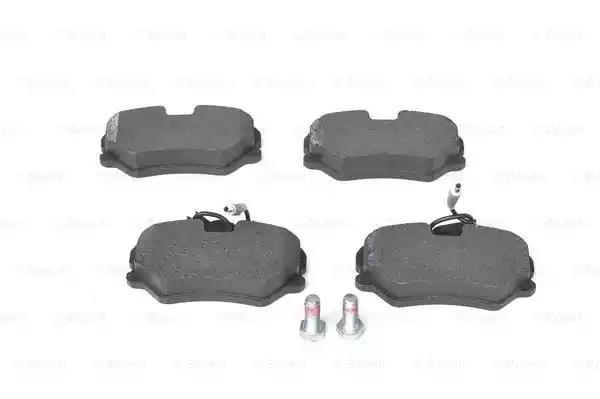 0 986 492 090 - Brake Pad Set, disc brake