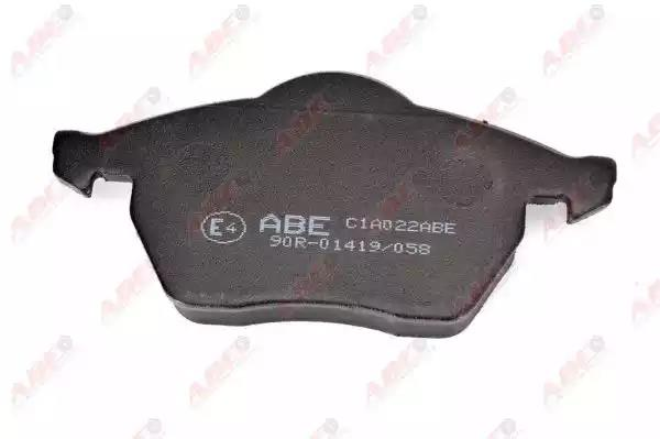 C1A022ABE - Brake Pad Set, disc brake