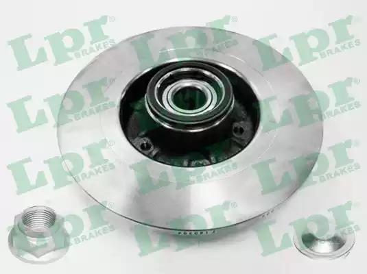 R1004PCA - Brake Disc