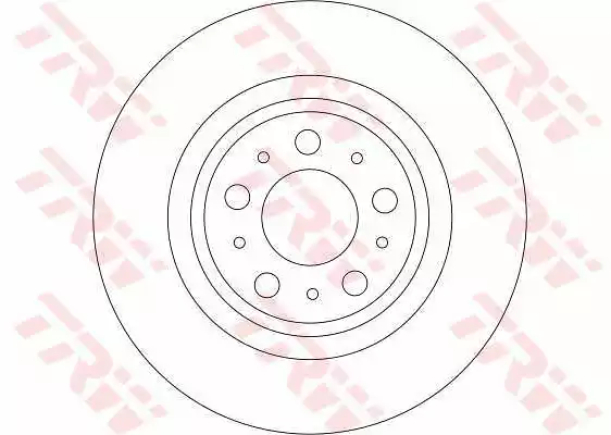 DF4338 - Brake Disc