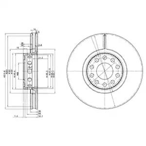 BG3033 - Brake Disc