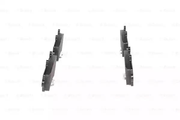 0 986 494 031 - Brake Pad Set, disc brake