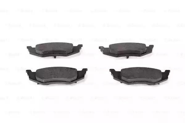 0 986 424 585 - Brake Pad Set, disc brake
