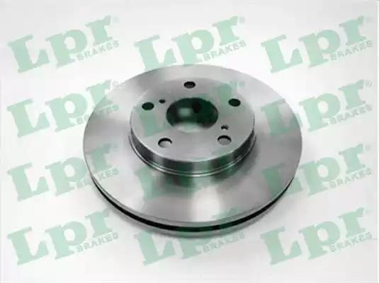 T2981V - Brake Disc