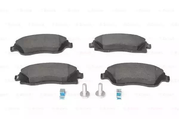 0 986 424 527 - Brake Pad Set, disc brake