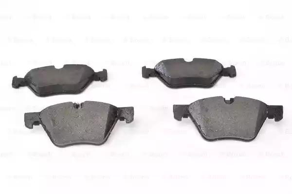 0 986 494 117 - Brake Pad Set, disc brake