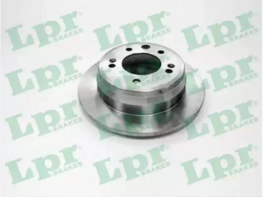 K2017P - Brake Disc