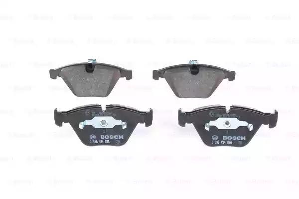 0 986 494 036 - Brake Pad Set, disc brake