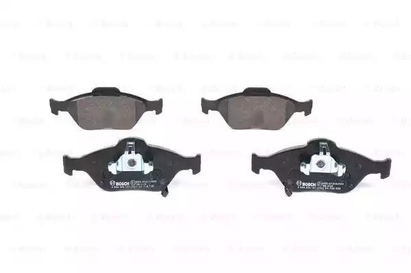 0 986 494 101 - Brake Pad Set, disc brake