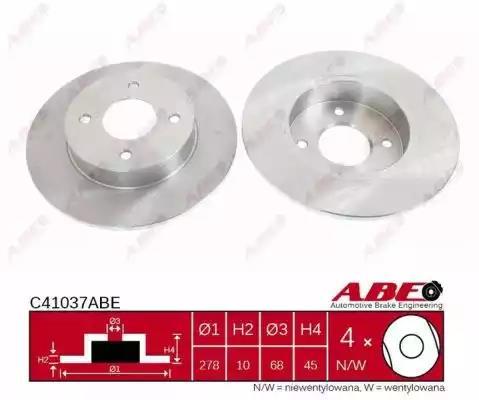 C41037ABE - Brake Disc