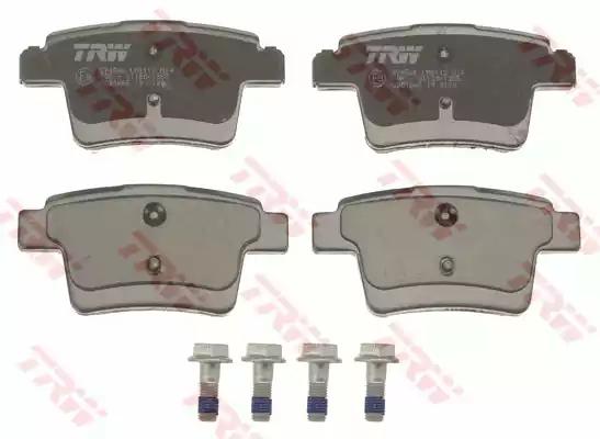GDB1665 - Brake Pad Set, disc brake