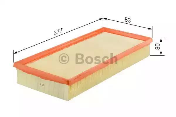 F 026 400 051 - Air filter