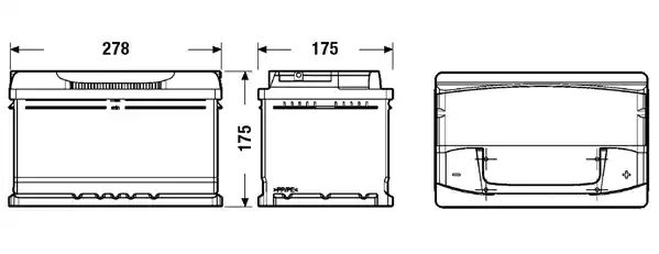 EA722 - Käivitusaku