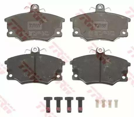 GDB458 - Brake Pad Set, disc brake